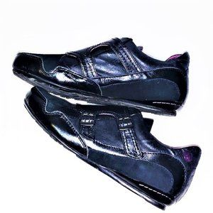 JUMP by TABOO Double Monk Strap Loafers
